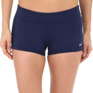 NEW Nike Core Active Swim Shorts Navy Large